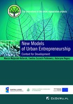 New Models of Urban Entrepreneurship. Context for Development – ebook