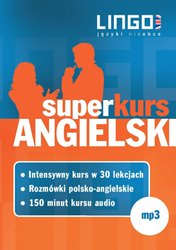 : Angielski. Superkurs - audio kurs